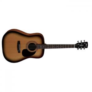גיטרה אקוסטית CORT AD810-SSB SUNBURST