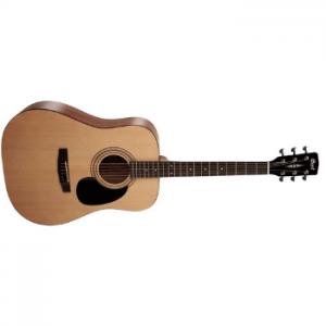 גיטרה אקוסטית עץ CORT AD810-OP