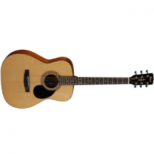 גיטרה אקוסטית חומה CORT AF510 OP
